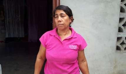 Los familiares habían distribuido volantes con la foto del joven.