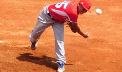 Anthony González podría abrir el primer juego. Foto: Cortesía