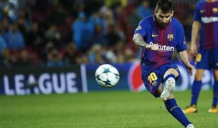 Messi agranda su legado en competiciones europeas. Foto: EFE