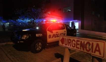 En las afueras del Hospital Susana Jones. Foto Archivo