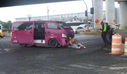 La mujer herida.  Foto Landro OrtizCrítica