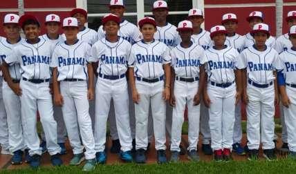 La pequeña tropa nacional se tomó la foto oficial para el Campeonato Panamericano. Fotos: Cortesía