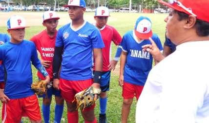 La escuadra panameña entrenó ayer en Nicaragua. Foto: Cortesía