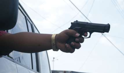 Les dispararon sin mediar palabras. Foto Ilustrativa