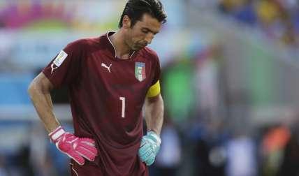 Italia dijo adiós.
