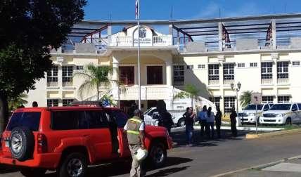 Sede del Ministerio Público en Chiriquí.
