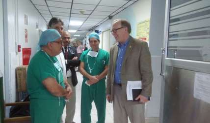 Actualmente países como Nicaragua, El Salvador y Costa Rica reciben apoyo por parte de la Fundación Surgeons of Hope.