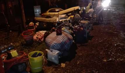 Más de 20 familias chorreranas afectadas por desborde de río Caimito