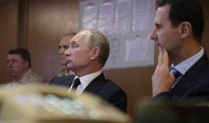 Putin anuncia el comienzo de la retirada de las fuerzas rusas de Siria