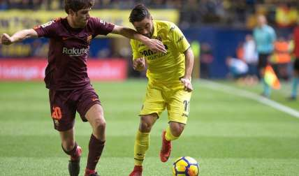 Sergi Roberto advierte de los peligros del Chelsea en la Champions