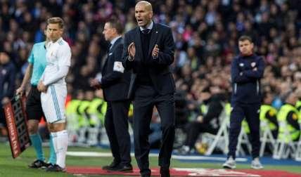 Zidane: 'Debemos pensar en hacer las cosas bien'