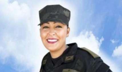 Agente Yelin Arelys Barreto (Q.E.P.D.)