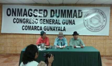 Congreso Guna.