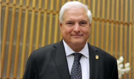 Ricardo Martinelli Berrocal.