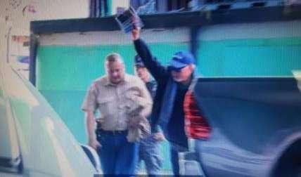 Martinelli se mantiene en su residencia, luego de cese de la medida cautelar de detención provisional.