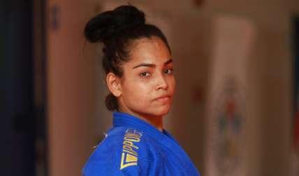 Judoca Jiménez viajaría a EE.UU. para su preparación