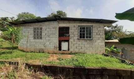 Casa donde se dio el asesinato de Carlos. Foto: Archivo