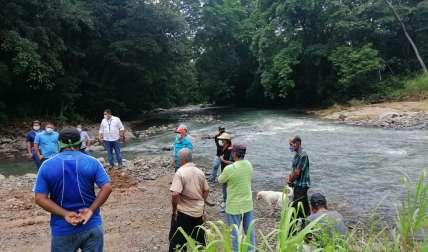 Residentes de El Nanzal piden construcción de un puente