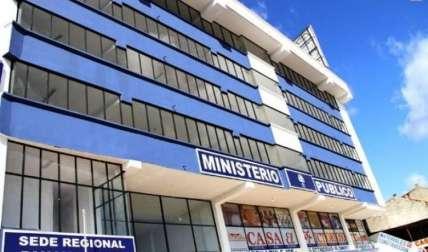 Sede del Ministerio Público de Panamá Oeste.